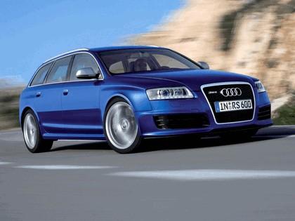 2009 Audi RS6 Avant 1