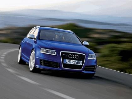 2009 Audi RS6 Avant 2