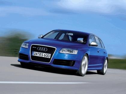 2009 Audi RS6 Avant 4