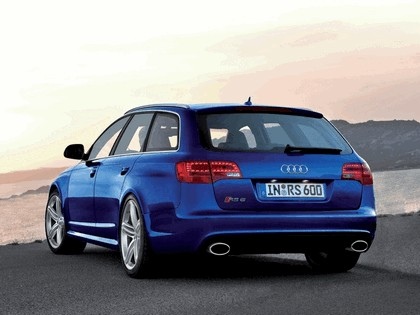 2009 Audi RS6 Avant 6