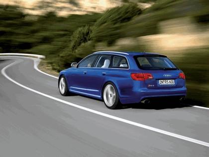2009 Audi RS6 Avant 9