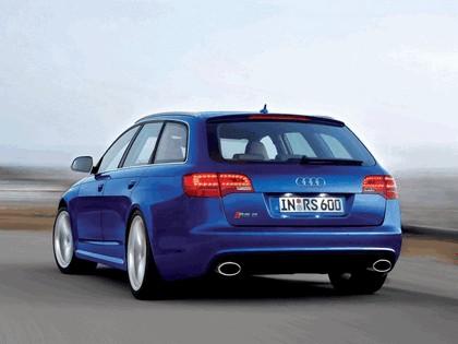 2009 Audi RS6 Avant 10