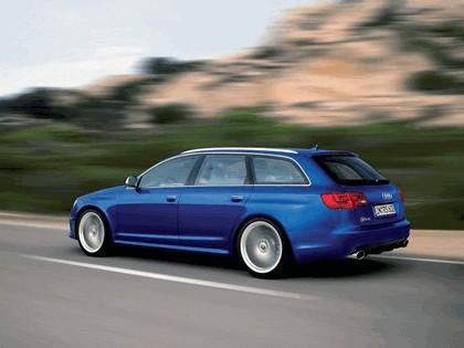 2009 Audi RS6 Avant 12