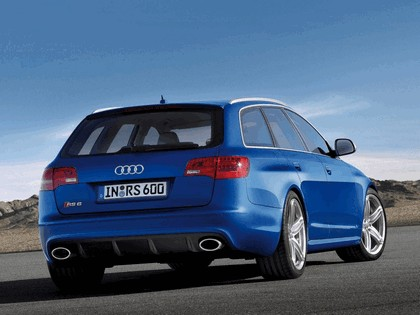 2009 Audi RS6 Avant 13