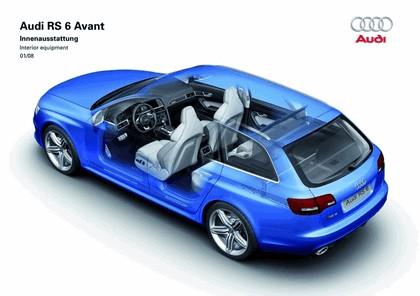 2009 Audi RS6 Avant 18