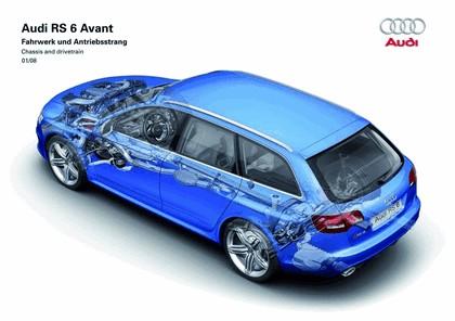2009 Audi RS6 Avant 19