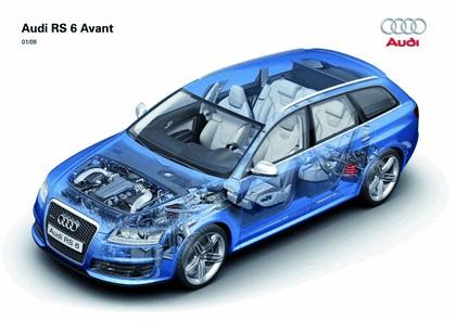 2009 Audi RS6 Avant 20