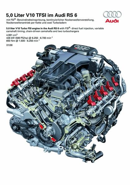 2009 Audi RS6 Avant 23