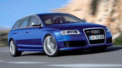 2009 Audi RS6 Avant 7