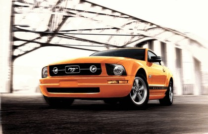2009 Ford Mustang 1