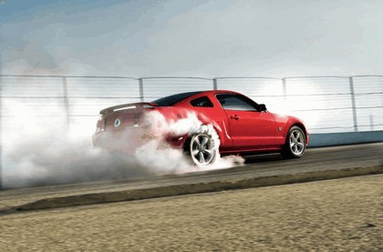 2009 Ford Mustang 2