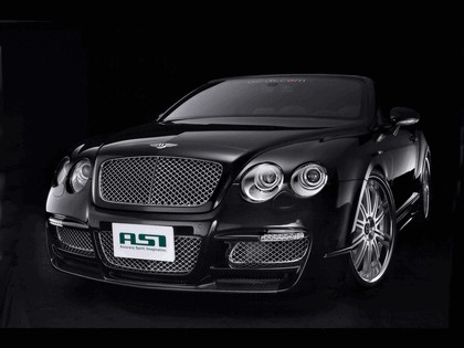 2009 Bentley Continental GTC by ASI 11