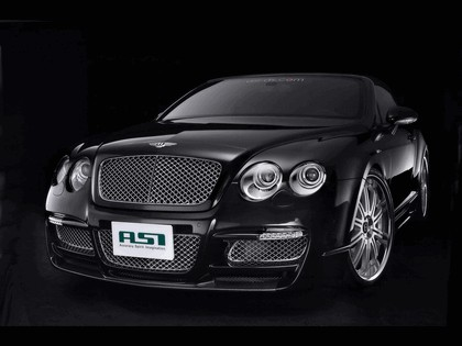 2009 Bentley Continental GTC by ASI 12