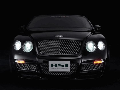 2009 Bentley Continental GTC by ASI 19