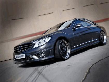 2009 Mercedes-Benz CL60 by Kicherer 1