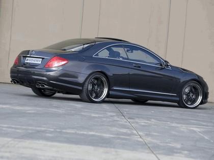 2009 Mercedes-Benz CL60 by Kicherer 3