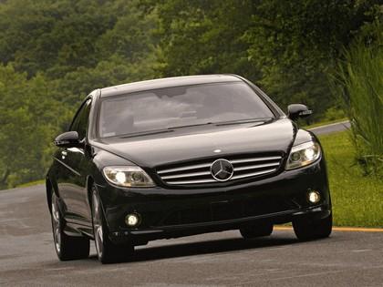 2009 Mercedes-Benz CL550 4Matic 1
