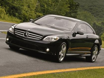 2009 Mercedes-Benz CL550 4Matic 2