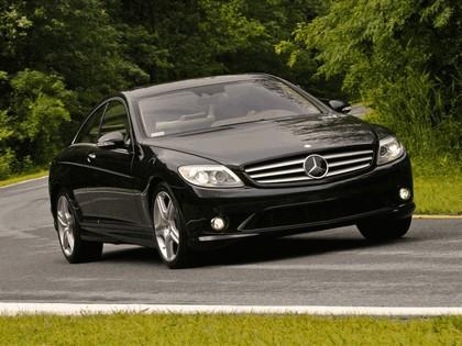 2009 Mercedes-Benz CL550 4Matic 4