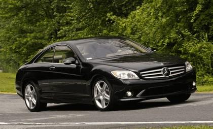 2009 Mercedes-Benz CL550 4Matic 6