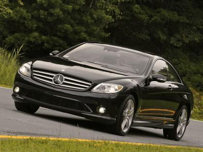 2009 Mercedes-Benz CL550 4Matic 9