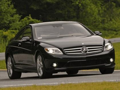 2009 Mercedes-Benz CL550 4Matic 10