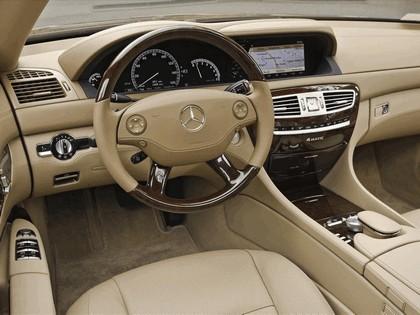 2009 Mercedes-Benz CL550 4Matic 12