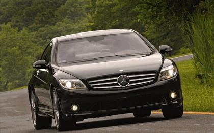 2009 Mercedes-Benz CL550 4Matic 14