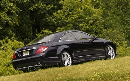 2009 Mercedes-Benz CL550 4Matic 16