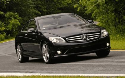 2009 Mercedes-Benz CL550 4Matic 17