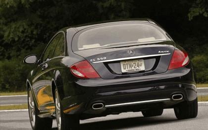 2009 Mercedes-Benz CL550 4Matic 18
