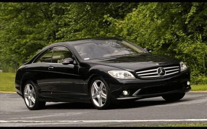 2009 Mercedes-Benz CL550 4Matic 19