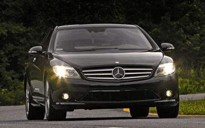 2009 Mercedes-Benz CL550 4Matic 20
