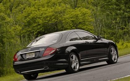 2009 Mercedes-Benz CL550 4Matic 21