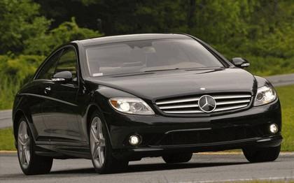 2009 Mercedes-Benz CL550 4Matic 23