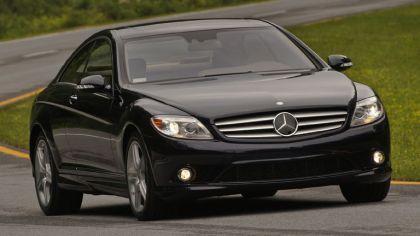 2009 Mercedes-Benz CL550 4Matic 7