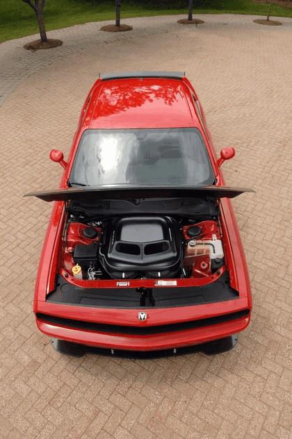 2009 Dodge Challenger Blacktop concept 4
