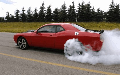 2009 Dodge Challenger Blacktop concept 17