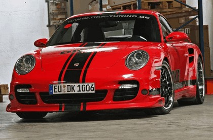 2009 Porsche 911 ( 997 ) BiTurbo with 540HP by DKR Tuning 1