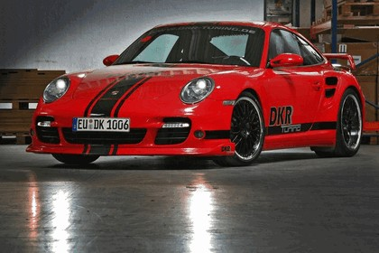 2009 Porsche 911 ( 997 ) BiTurbo with 540HP by DKR Tuning 2