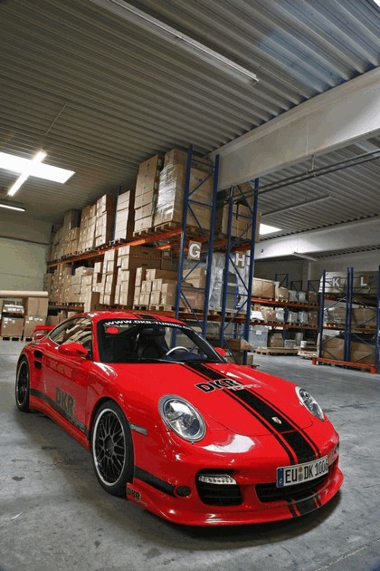 2009 Porsche 911 ( 997 ) BiTurbo with 540HP by DKR Tuning 5