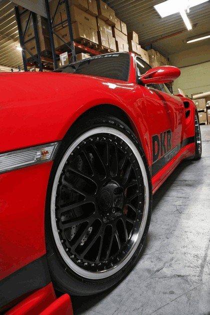 2009 Porsche 911 ( 997 ) BiTurbo with 540HP by DKR Tuning 13