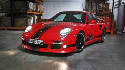 2009 Porsche 911 ( 997 ) BiTurbo with 540HP by DKR Tuning 8