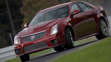 2009 Cadillac CTS-V 2