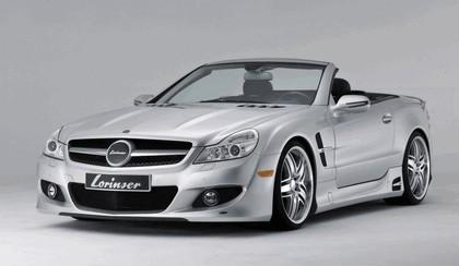 2009 Mercedes-Benz SL by Lorinser 1