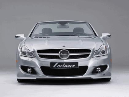 2009 Mercedes-Benz SL by Lorinser 4