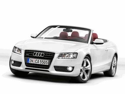 2009 Audi A5 cabriolet 1