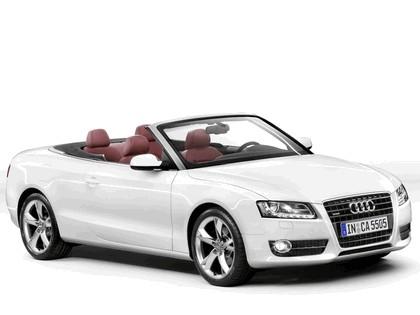 2009 Audi A5 cabriolet 2