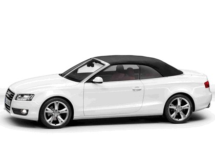2009 Audi A5 cabriolet 4