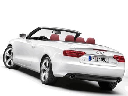 2009 Audi A5 cabriolet 7